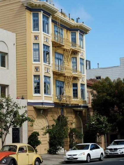 immeubles dans San Francisco