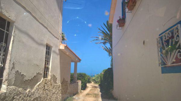 impasse en Sardaigne