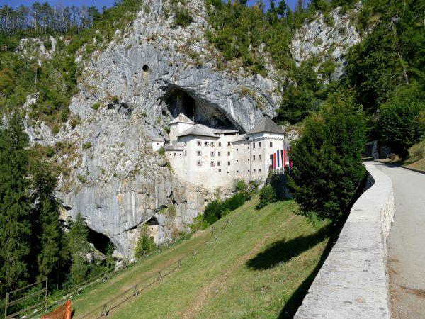 Château de Predjama (Slovénie)