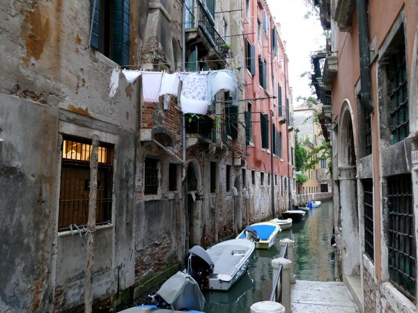 canal dans Venise