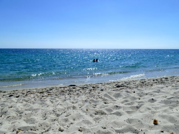 plage de Budoni - Sardaigne