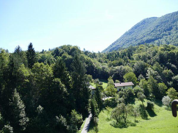 parc du triglav, slovénie