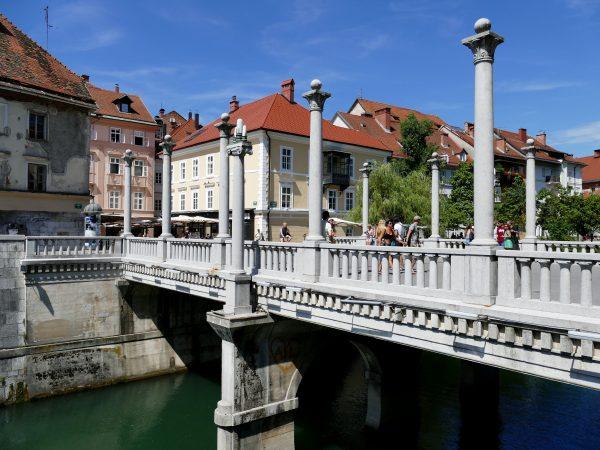pont des cordonniers - Ljubljana