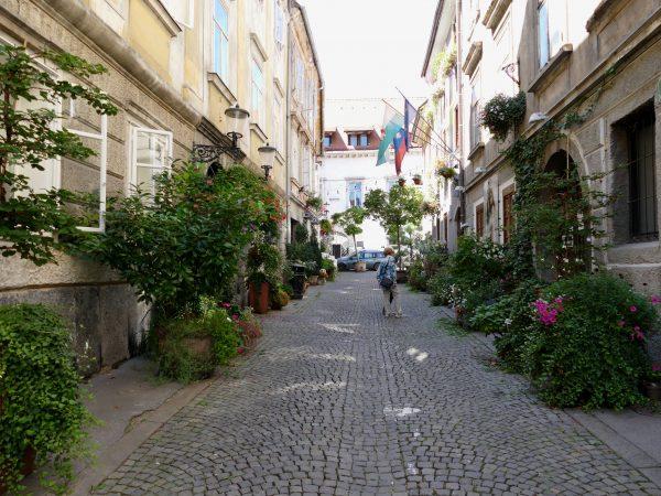 rue - Ljublana
