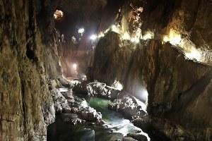 grotte de skocjan