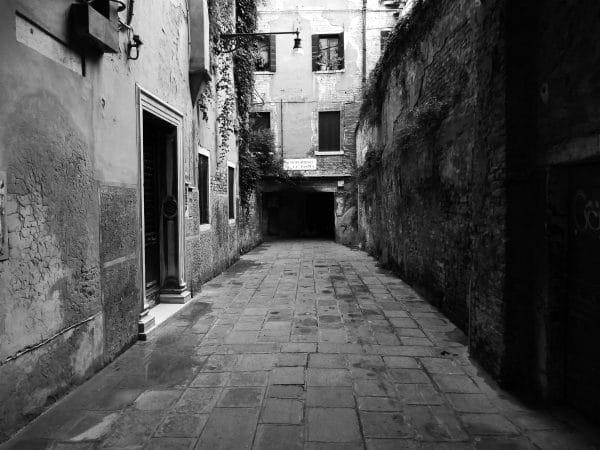passage San Polo Venise