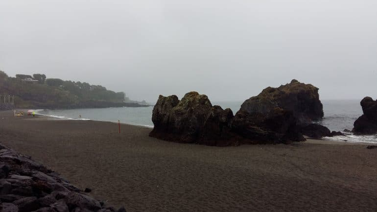 plage de Vila Franca - Açores
