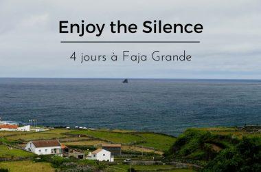 Enjoy the Silence - découverte de l'île de Flores par Fish & Child(ren)