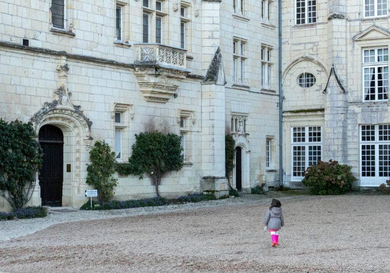 château d'Ussé à Rigny-Ussé