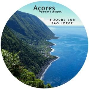 4 jours sur Sao Jorge aux #Açores