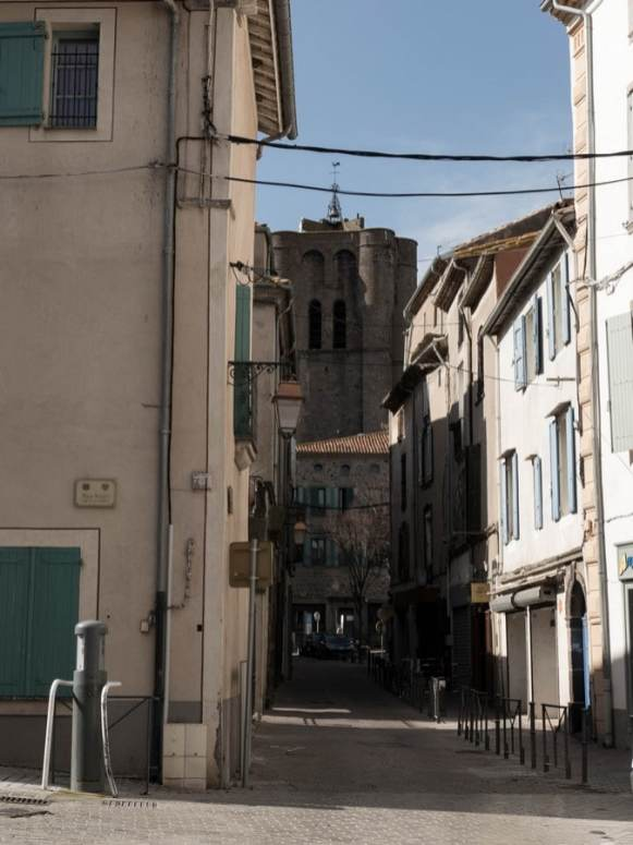 ruelles d'Agde