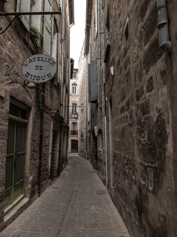 ruelle de Pezenas
