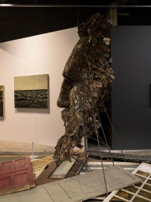 oeuvre à Ola Cuba à Lille