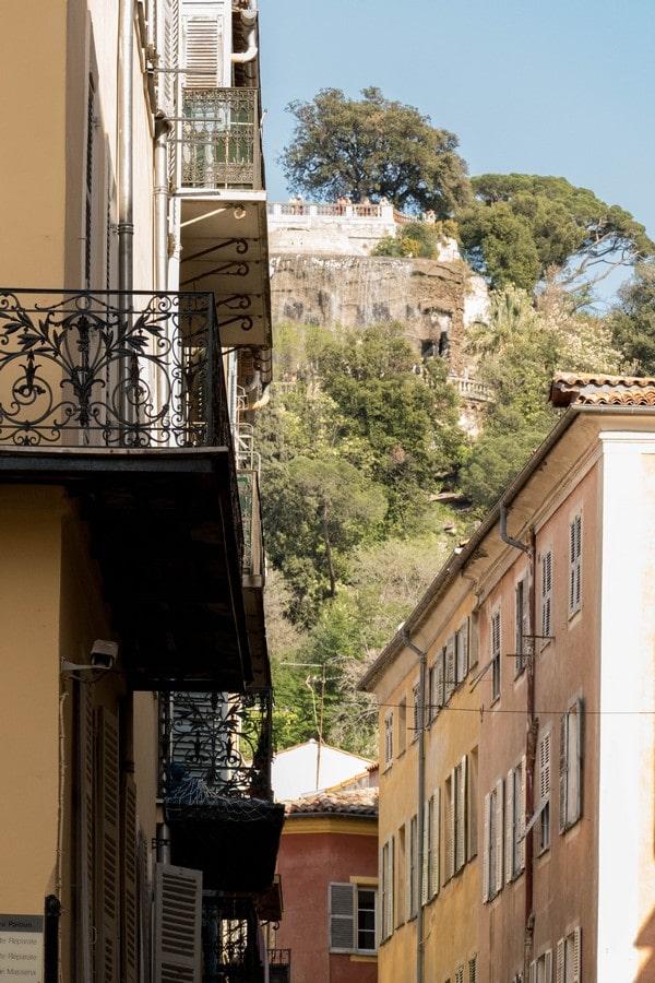 colline du château - Nice
