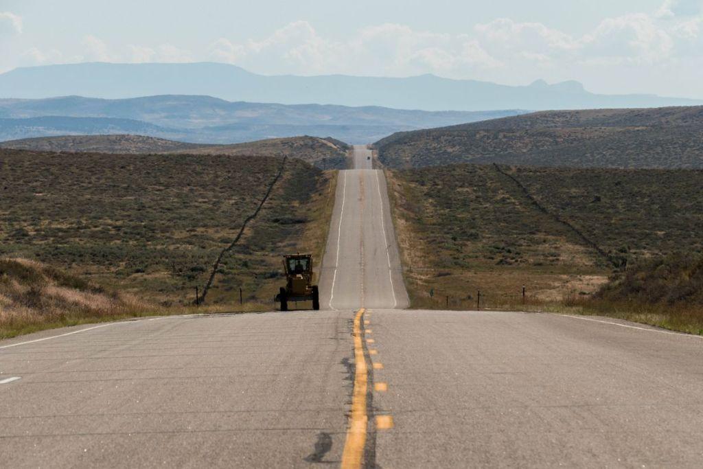 tracteur Sur la route - Colorado