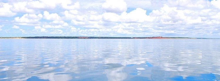 Flat calm waters should be the norm into the next few months off the Bazaruto Archipelago!