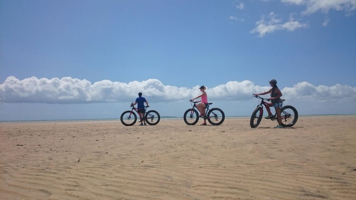 ​Fat Bike adventures in Vilankulos