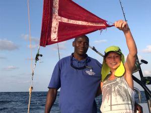 The Watts Teenagers vs sailfish video - by the Watts teenagers