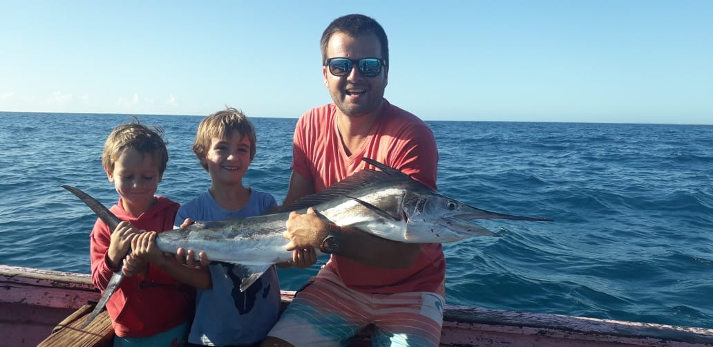 First Marlin Release for Duarte Jnr.