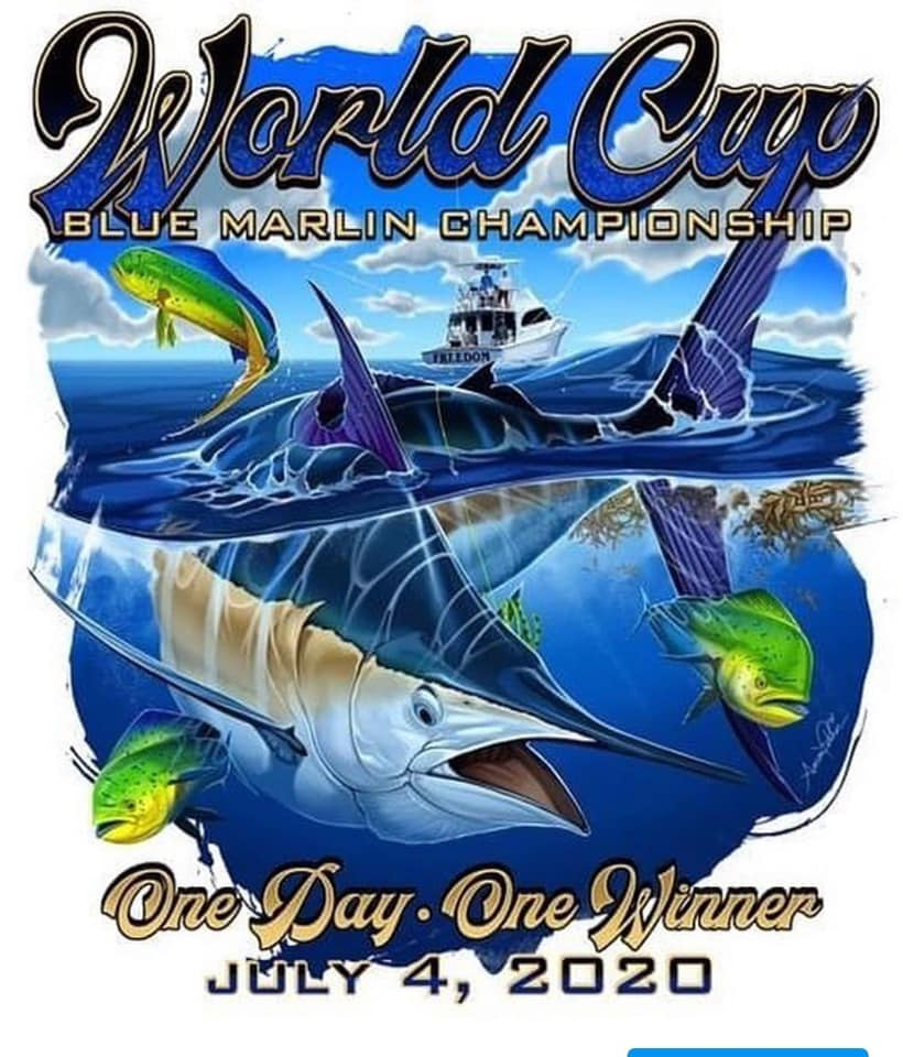 2020 Blue Marlin World Cup