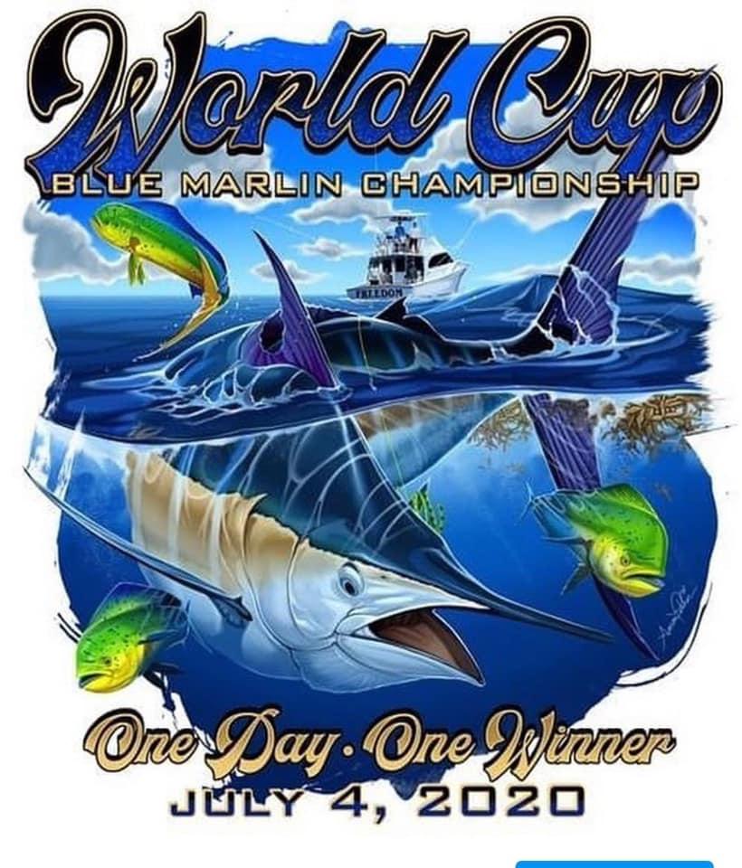 2020 Blue Marlin World Cup