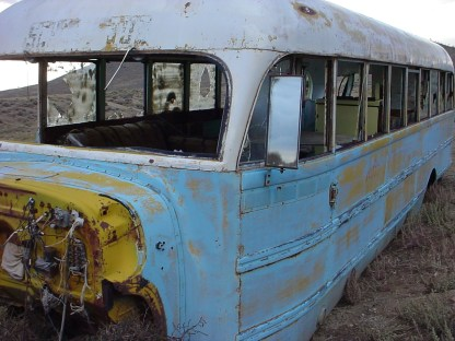 Bus From Front