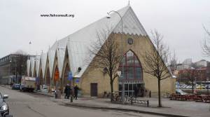 Seafood Market in Gotemburg (Sweden)