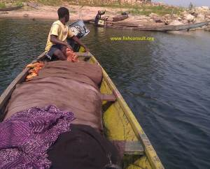 Fishery extension service in Ghana