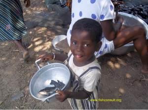 aquaculture and livelihood in Ghana