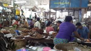 Dried fish market in Myanmar (01)