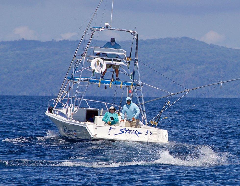 Win a Costa Rica Fishing Trip at Crocodile Bay