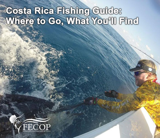 Costa Rica Fishing Destinations