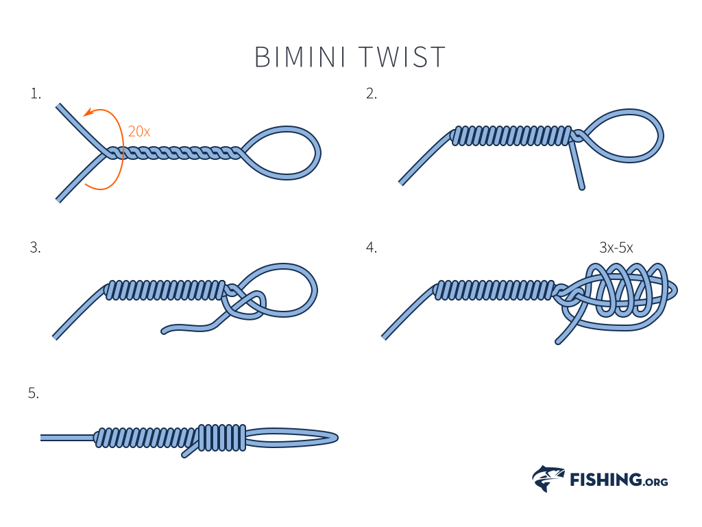 saltwater fishing knots