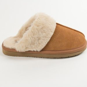 womens slippers chesney cinnamon 40881