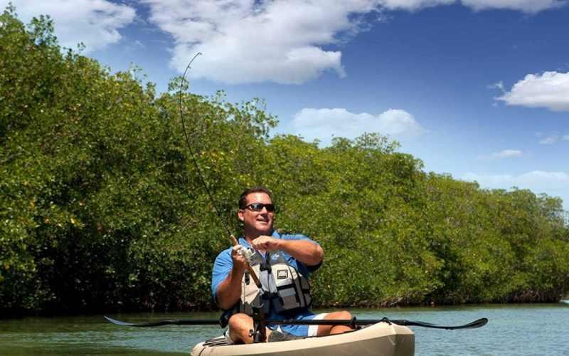 kayak fishing techniques