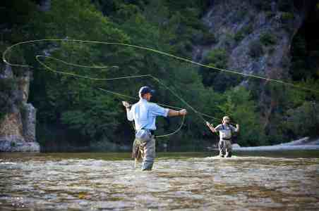 Choosing Fishign waders