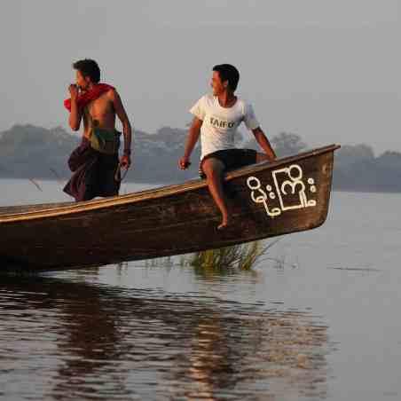 Sea kayak fishing