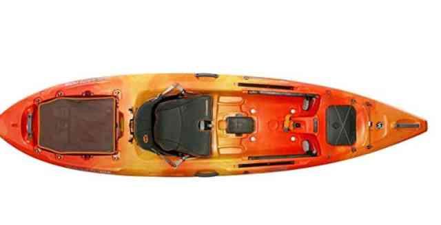 fishing kayaks under 1000