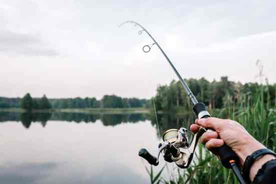 How to fish for bass in the rain