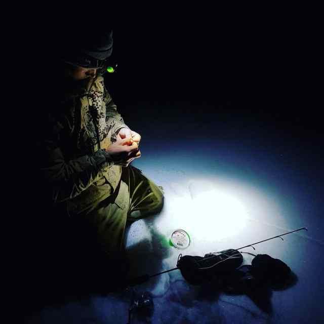 Night fishign tips