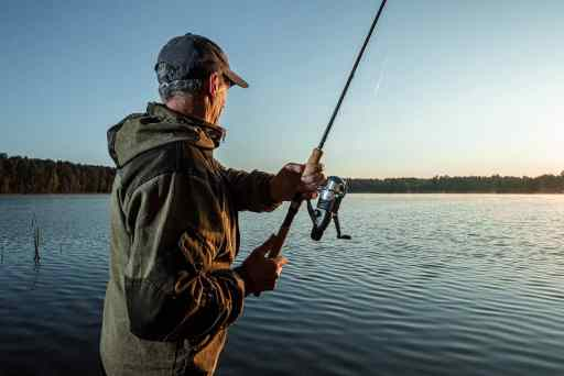 What time of day is best for fishing