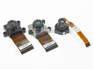 Sensores de movimiento del Kinect