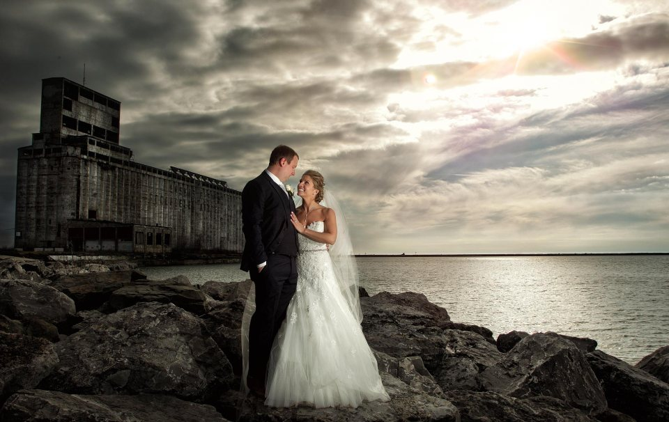 outerharbor bride and groom