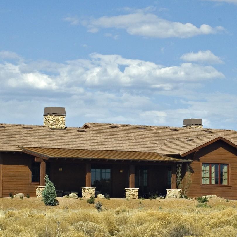 Rustic Ranch Homes Fisher Custom Homes