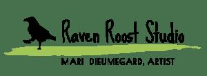 Raven Roost Studio Logo
