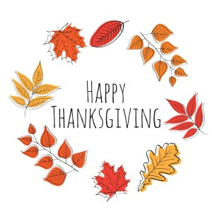 Happy Thanksgiving and Gratitude from FIsher Green Creative