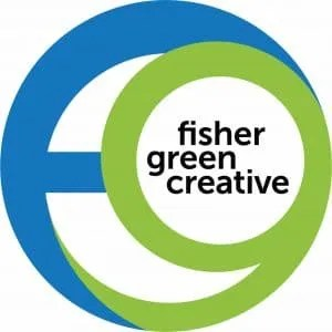 Fisher Green Creative Logo Brand Development