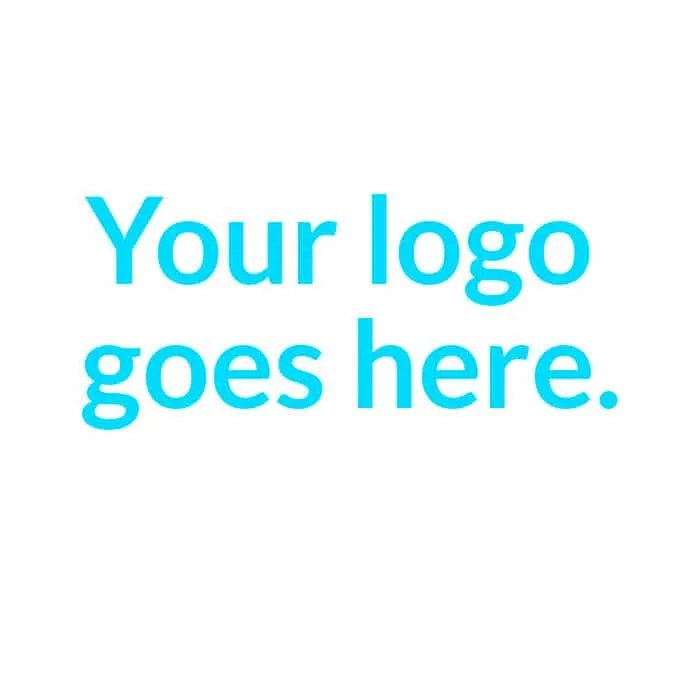 Sample Logo for the one-page template