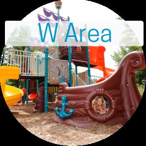W area