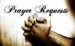 Prayer Requests Graphic